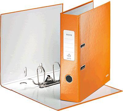 LEITZ-Ordner-A4-80mm-Orange