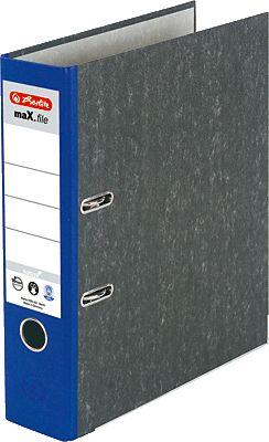 herlitz-Ordner-Recycling-80mm-Blau