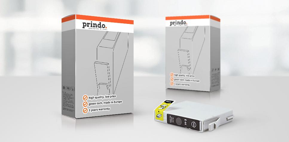 Qualitativ hochwertige kompatible Druckerpatronen von Prindo
