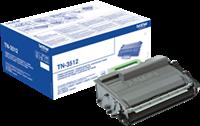 Hochwertiger Lasertoner TN-3512 von Brother