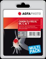 Multipack Agfa Photo APCCLI551XLSET