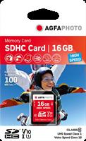 SDHC 16 GB UHS-I U1 V10 Agfa Photo 10426