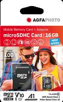 Agfa Photo Mobile MicroSDHC 16 GB UHS-I U1