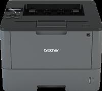 Laserdrucker Schwarz Weiss Brother HL-L5000D