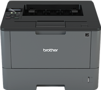 Laserdrucker Schwarz Weiss Brother HL-L5200DW