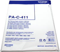 Thermo-Papier Brother PA-C-411