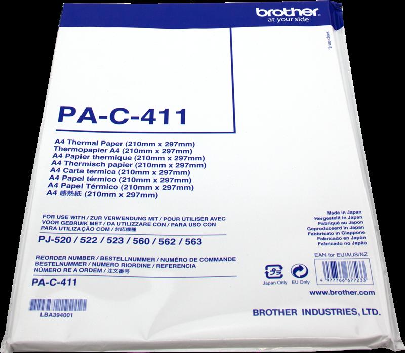 Thermopapier Brother PA-C-411