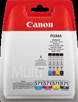 Multipack Canon CLI-571 Multi