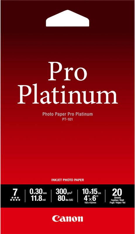 Fotopapier Canon 2768B013