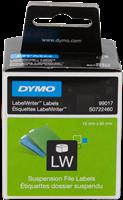DYMO Hängeablage-Etiketten 99017