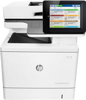 Multifunktionsgerät HP Color LaserJet Enterprise M577dn MFP
