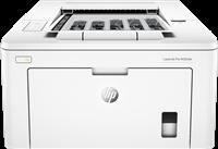 Laserdrucker Schwarz Weiß HP LaserJet Pro M203dn