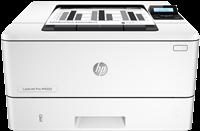 Laserdrucker Schwarz Weiß HP LaserJet Pro M402d