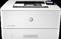 Laserdrucker Schwarz Weiß HP LaserJet Pro M404dn