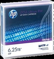HP LTO-6 Ultrium RW-Datenkassette