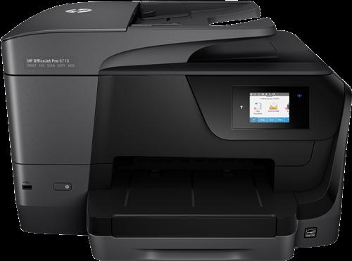 Multifunktionsgerät HP Officejet Pro 8710