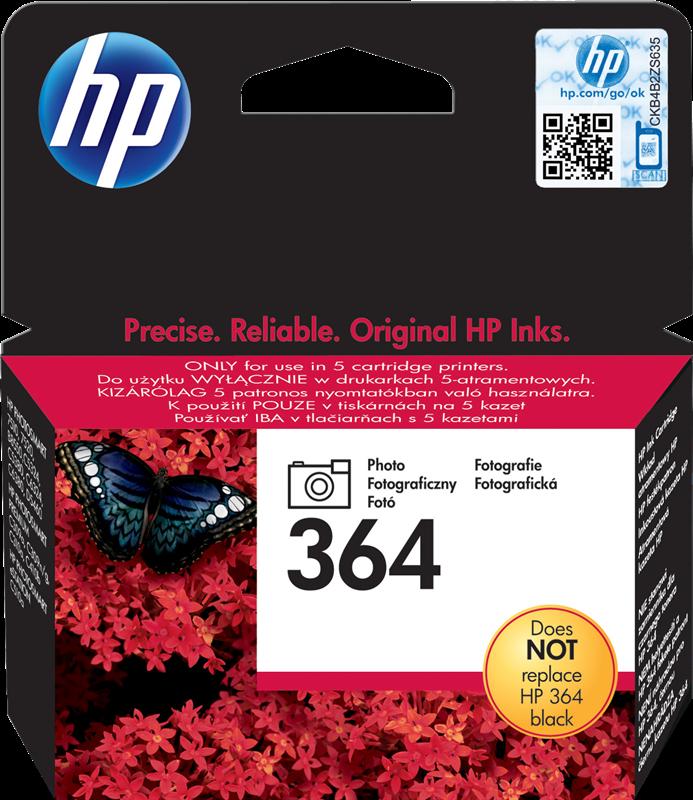 Druckerpatrone HP 364
