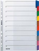Kartonregister blanko 160 g Leitz 4321-00