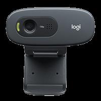 Logitech HD-Webcam C505