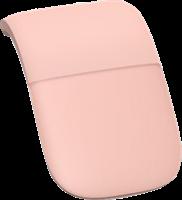 Microsoft Arc Mouse - Maus Rosa