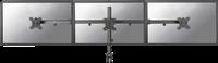 NewStar Tischhalterung Schwarz