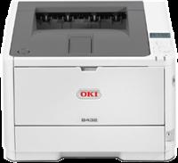 Laserdrucker Schwarz Weiß OKI B432dn