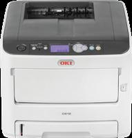 Farb-Laserdrucker OKI C612n