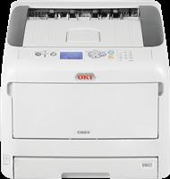 Farblaserdrucker OKI C823n