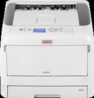 Multifunktionsdrucker OKI C833dn