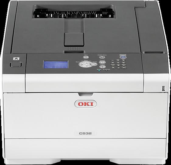 Farb-Laserdrucker OKI C532dn
