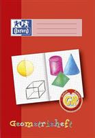 Geometrieheft Oxford 100050109