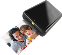 Fotodrucker Polaroid ZIP Mobile Printer schwarz