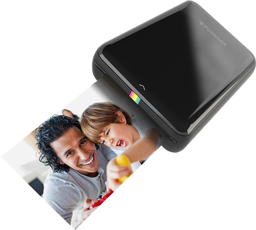 Fotodrucker Polaroid ZIP Mobile Printer schwarz