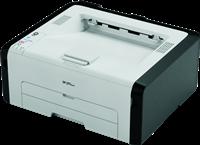 Laserdrucker Schwarz Weiss Ricoh SP 277NwX