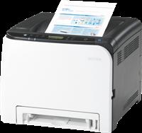 Farb-Laserdrucker Ricoh SP C261DNw