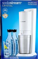 Sodastream Wassersprudler Crystal 2.0 Weiss
