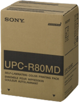 Thermopapier Sony UPC-R80MD