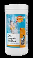 Chlor-Langzeit Tabletten 1,2 kg Summer Fun 0505702SF