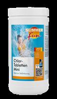 Chlor-Tabletten Mini 1,2 kg Summer Fun 502010754