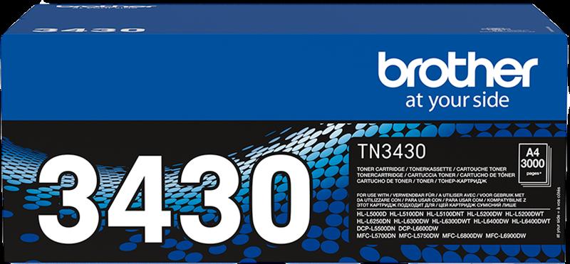 Toner Brother TN-3430
