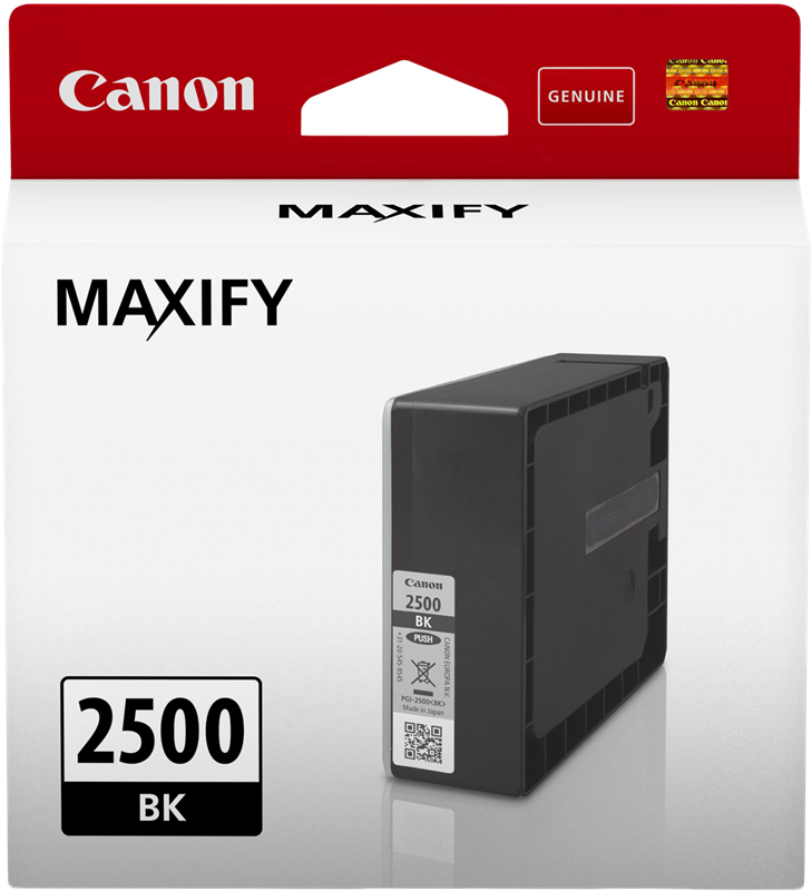 Druckerpatrone Canon PGI-2500bk