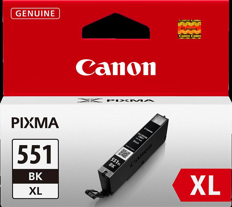 Druckerpatrone Canon CLI-551BK XL