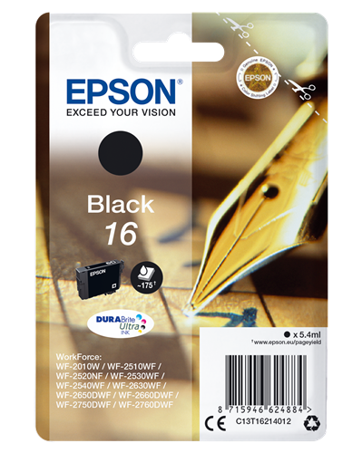 Druckerpatrone Epson T1621