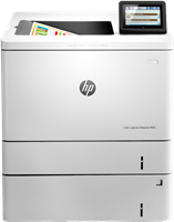 Farblaserdrucker HP Color LaserJet Enterprise M553x