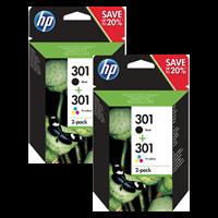 Multipack HP 301 Promo-Pack