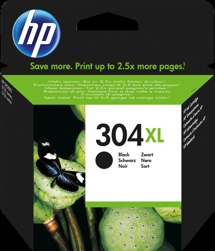 Druckerpatrone HP 304 XL