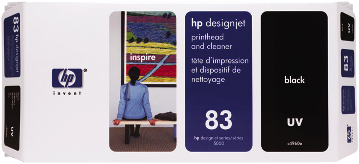 Druckkopf HP 83