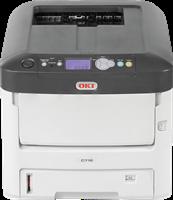Farblaserdrucker OKI C712n
