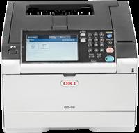 Farblaserdrucker OKI C542dn