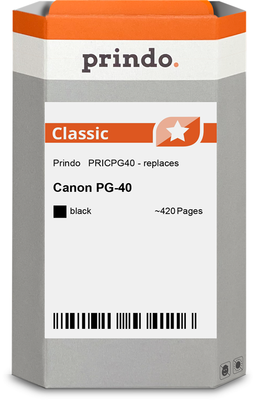 Druckerpatrone Prindo PRICPG40